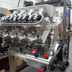 ROAD RACE ENGINE 002
