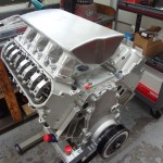 ROAD RACE ENGINE 004